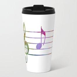 Musical Note A Travel Mug