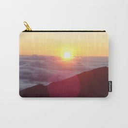 Sunrise over Mt. Haleakala Carry-All Pouch