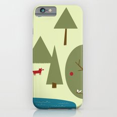 Fox in the Forest Slim Case iPhone 6s