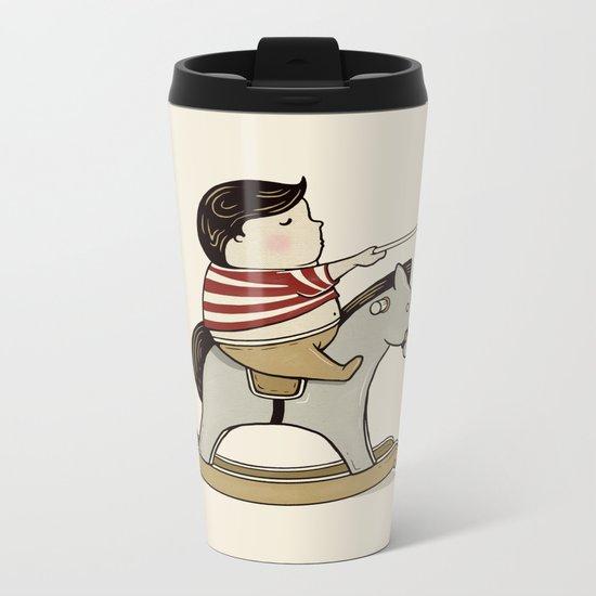 Motivation Metal Travel Mug