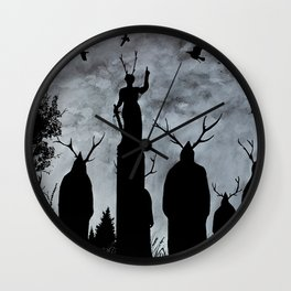 The Cult Wall Clock