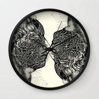 apollo Wall Clocks featuring Apollo by DIVIDUS