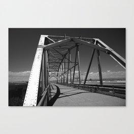 Route 66 Rio Puerco Bridge 2012 Canvas Print
