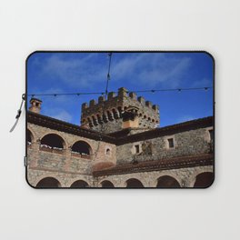 In the Courtyard Laptop Sleeve