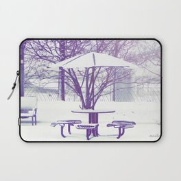 Sit down with me??? Laptop Sleeve