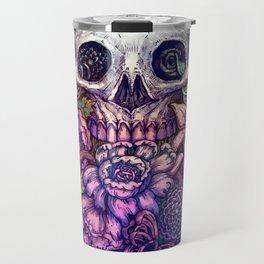 Dead and Dry flowers Travel Mug