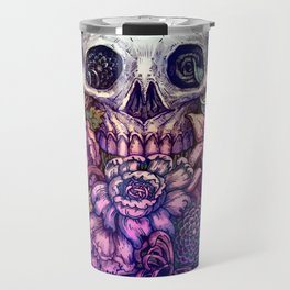 Dead and Dry flowers Travel Mug