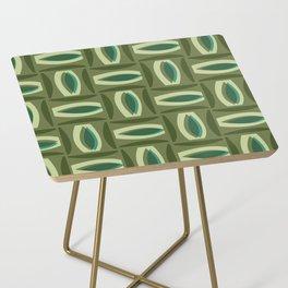 Alcedo - Green Side Table