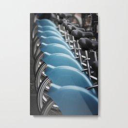... bikes ... Metal Print