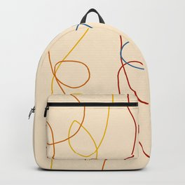 Crooked Lines #1 Backpack