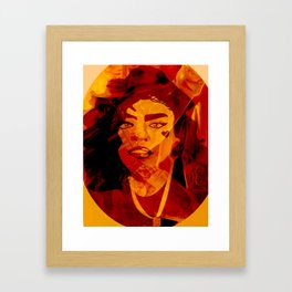 Beer Candy Gummies Jessie Reyez Framed Art Print