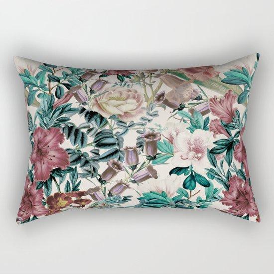 DREAM GARDEN II Rectangular Pillow