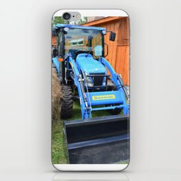 New Holland Workmaster 75 Tractor  2 iPhone Skin