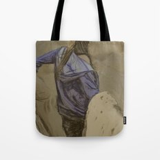 Hiking in the Desert Tote Bag
