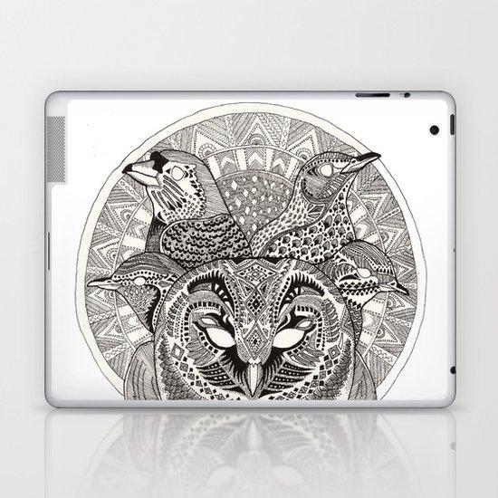 Dawn Chorus Laptop & iPad Skin