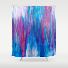 Messages  Shower Curtain
