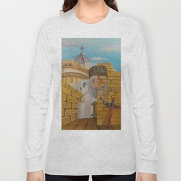 The Church of the Holy Sepulchre Long Sleeve T-shirt
