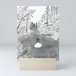 Lady of the Lake Mini Art Print