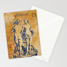 gemini | zwilling Stationery Cards
