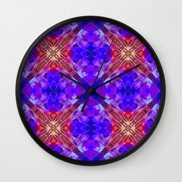 Crystal Bowls and Digeridoo (4 Guls Expansion) Wall Clock