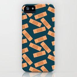 Bandaid Solution iPhone Case