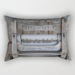 Grandma's Washer Rectangular Pillow