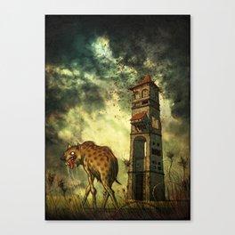 Tower of Despair Canvas Print