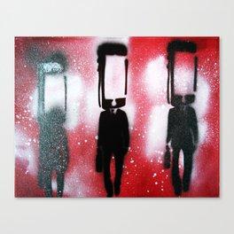 iDrone III Canvas Print