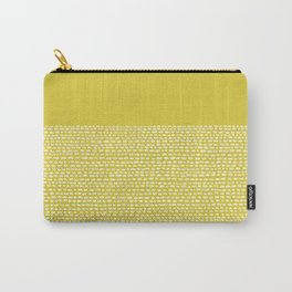 Riverside(Yellow) Carry-All Pouch