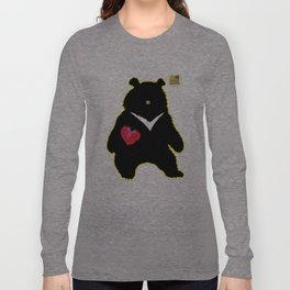 Bear with (V)ictory Long Sleeve T-shirt