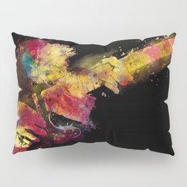 guitar art 8 #guitar #art #music Pillow Sham