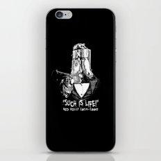 Ned Kelly iPhone & iPod Skin
