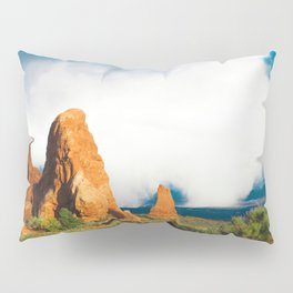 Desertscape Pillow Sham