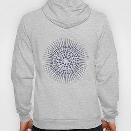 Metallic Sea Urchin Hoody