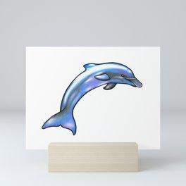 Dolphin Mini Art Print
