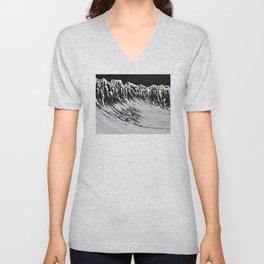 Starlit Cliffs Unisex V-Neck