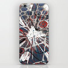 Abstract Duck Face iPhone & iPod Skin