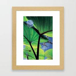 Suntithenai 39 Framed Art Print