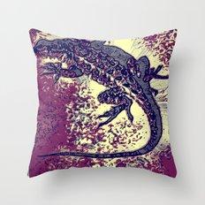 Liz 2 Throw Pillow