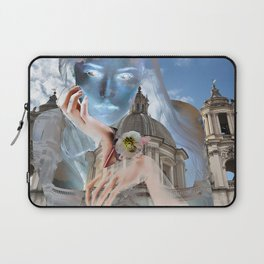 What the angels know Laptop Sleeve