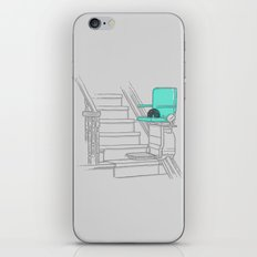 Over the hill iPhone & iPod Skin