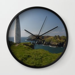 Baltimore, West Cork, Ireland Wall Clock