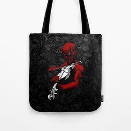 Devil's Trill Tote Bag