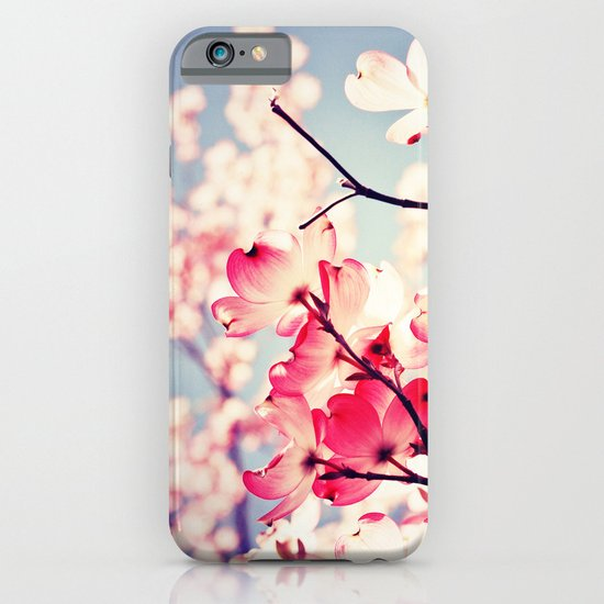 Dialogue With the Sky - Blue tones iPhone & iPod Case