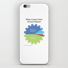 Group Projects iPhone & iPod Skin