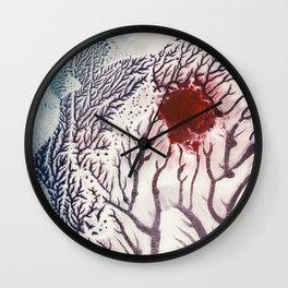 Nurtured Germination Wall Clock