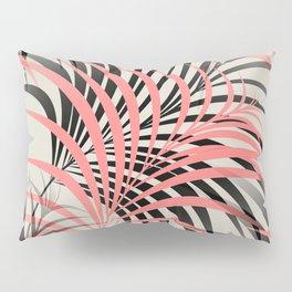 Flamingo Fling - Abstract Pillow Sham
