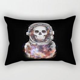 Cosmic skull Rectangular Pillow