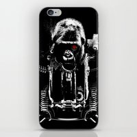 minion iPhone & iPod Skins featuring Minion by Tee Project