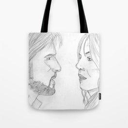 Captain Swan Tote Bag